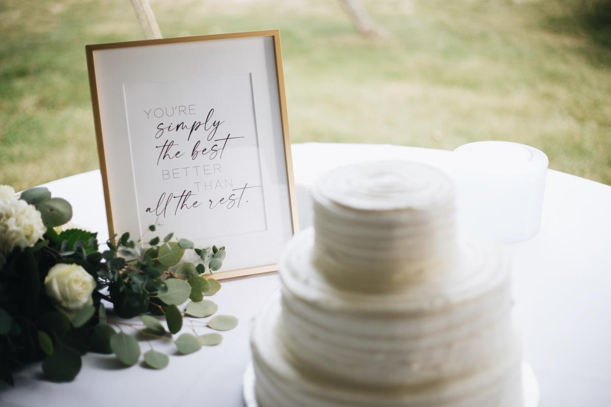 Lake Huron Wedding